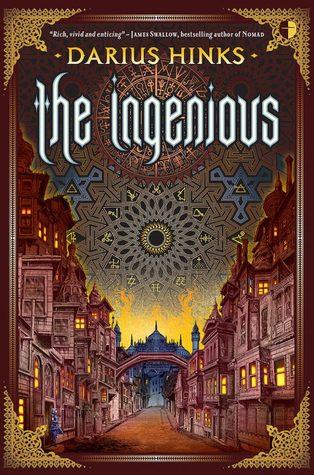 The Ingenius by Darius Hinks book cover