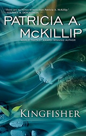Kingfisher by Patricia A. McKillip book cover