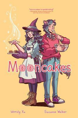 Mooncakes by Suzanne Walker and Wendy Xu front cover
