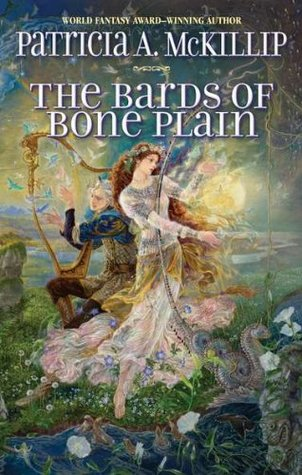 The Bards of Bone Plain by Patricia A. McKillip book cover