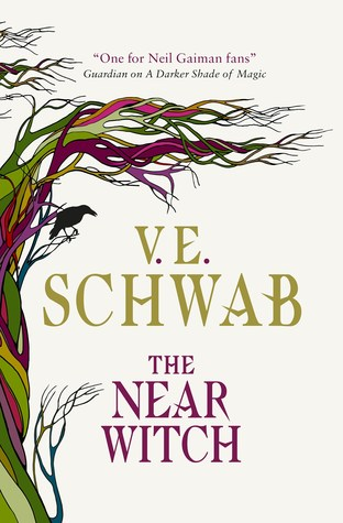 The Near Witch by V. E. Schwab book cover