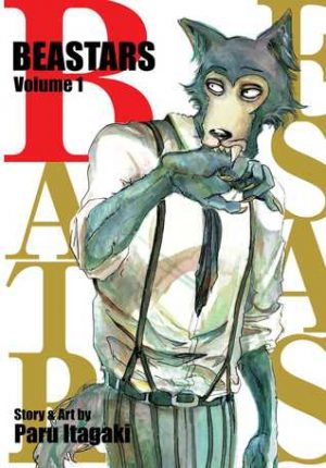 Beastars Vol 1 by Paru Itagaki