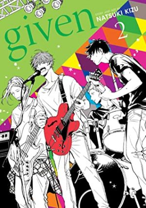 Given Vol. 2 by Natsuki Kizu
